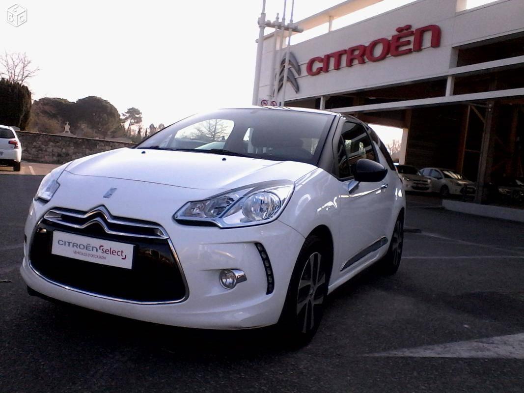 Vend ds3 de 2014 lacanau 33 carrosserie concession for Garage qui vend voiture occasion