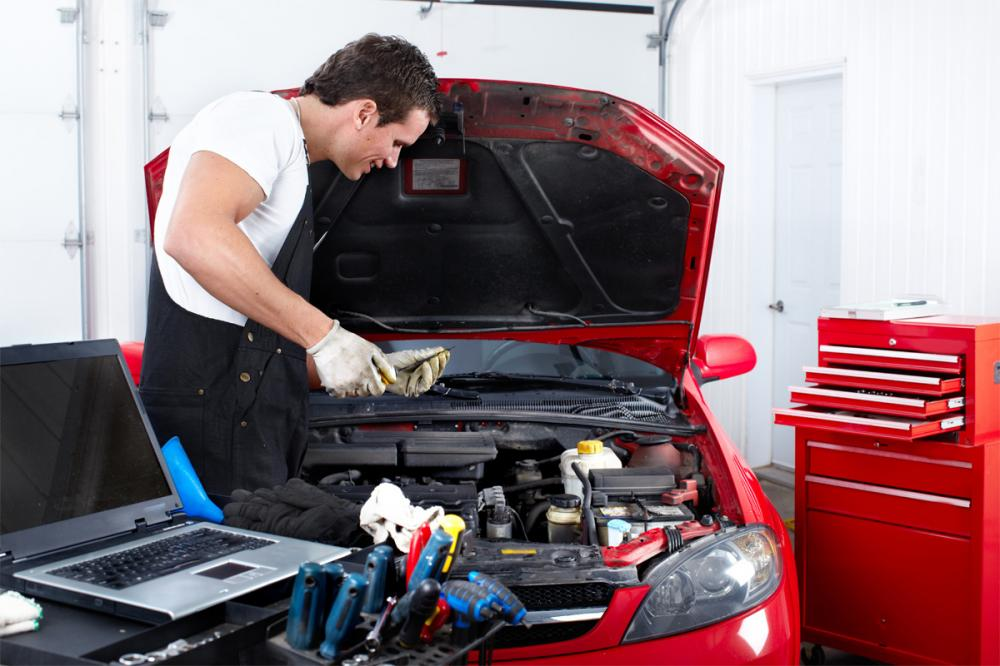 Entretien et r paration de votre citro n carrosserie for Reparation voiture garage